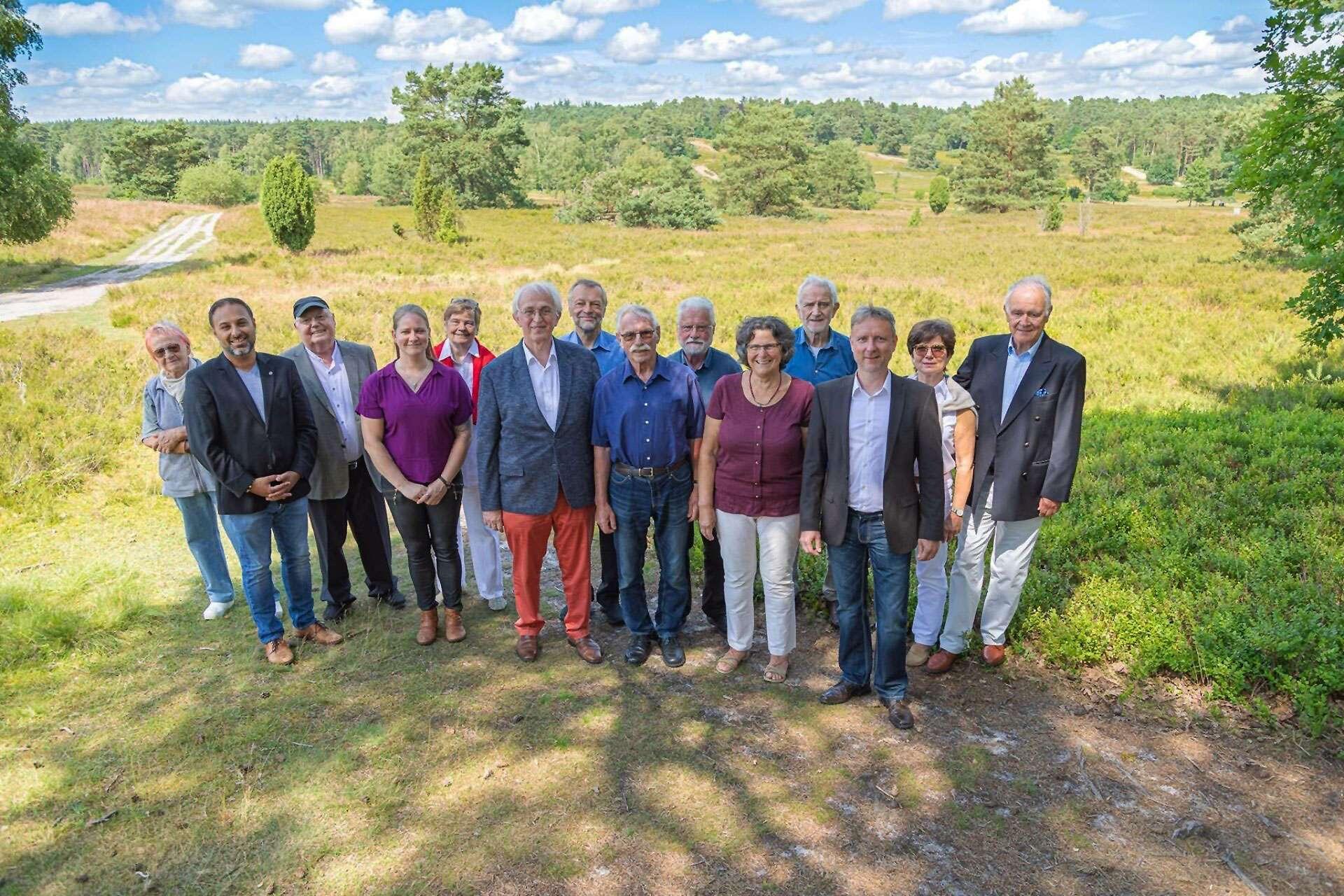 Die Kandidaten der FWH für den Gemeinderat Handeloh